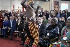 Afrika expó megnyitó ünnepség