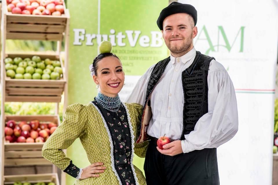 őszi almafogyasztást ösztönző kampány - FruitVeb