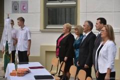 Általános Iskola épületenergetikai korszerűsítése Kunszigeten - Nagy István miniszter, országgyűlési képviselő