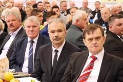 Nagy István, a Földművelésügyi Minisztérium parlamenti államtitkára egy szakmai rendezvényen, Tuzséron