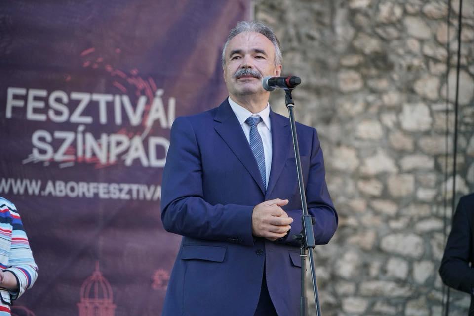 Budapest Borfesztivál - Nagy István agrárminiszter