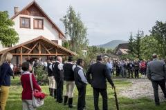 vágópont, Csíkcsomortán, Csíkszereda, Erdély, Románia