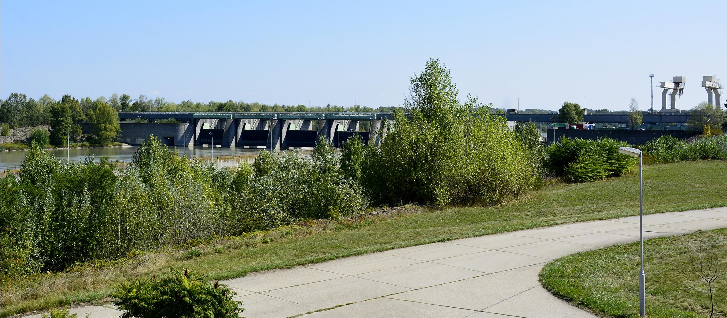árvízvédelmi és vízvédelmi fejlesztés projektnyitó Dunakilitin