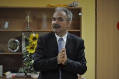 Dr. Nagy István országgyűlési képviselő -lakossági fórum Győrújbaráton