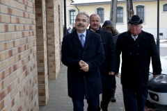 Egészségház átadás Rajkán, épületbejárás - dr. Nagy István országgyűlési képviselő, agrárminiszter (6)