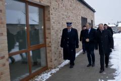 Egészségház átadás Rajkán, épületbejárás - Nagy István országgyűlési képviselő, agrárminiszter