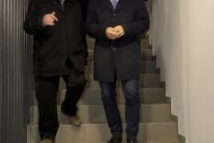 Egészségház átadás Rajkán, épületbejárás - dr. Nagy István országgyűlési képviselő, agrárminiszter (3)