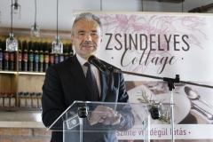 Érpatak Zsindelyes Tanya - Nagy István agrárminiszter
