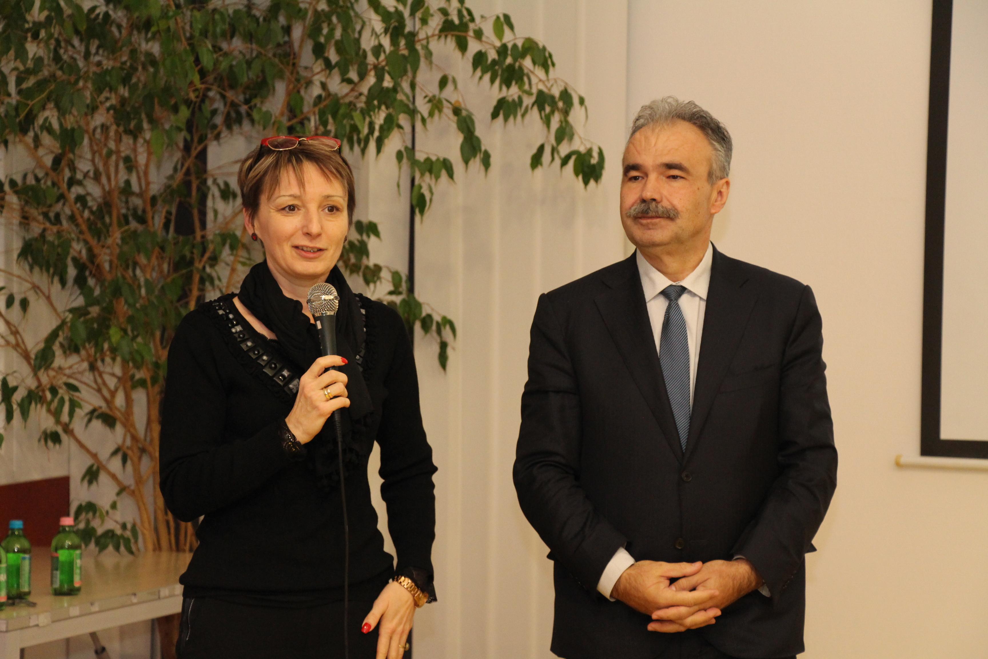 Dr. Nagy István, a Földművelésügyi Minisztérium államtitkár - Komárom, gazdafórum