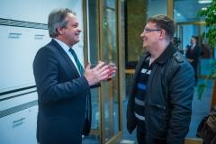 Nagy István, a Földművelésügyi Minisztérium parlamenti államtitkára Székesfehárváron