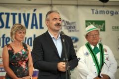 II. Dunamenti Halfesztivál - Nagy István agrárminiszter