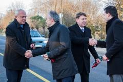 Jánossomorja kerékpárút átadó ünnepség 11.30 - Nagy István miniszter, országgyűlési képviselő (2)