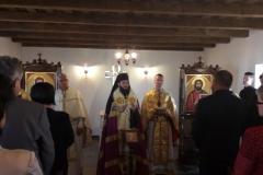 Kápolna avatás Zsindelyestanyán