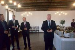 Kápolna avatás Zsindelyestanyán - Nagy István agrárminiszter