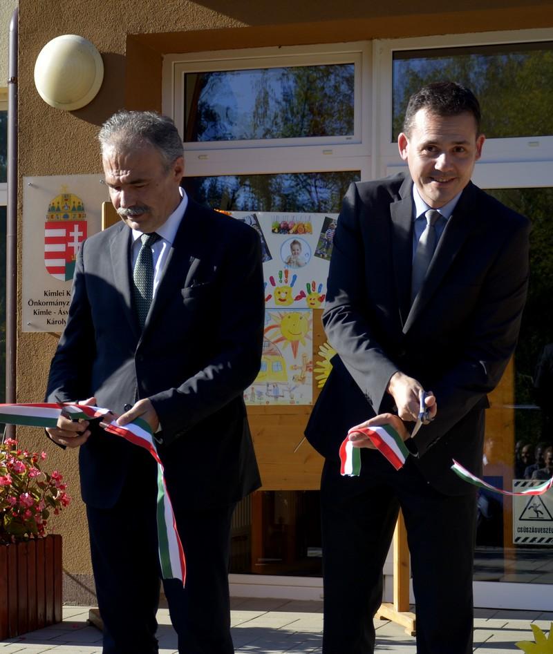 Szigetközi önkormányzatok a fenntartható energiahasználatért - Nagy István agrárminiszter, országgyűlési képviselő - Kimle