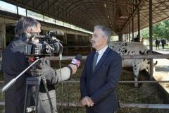 Nagy István agrárminiszter interjú, Fábiánsebestyén