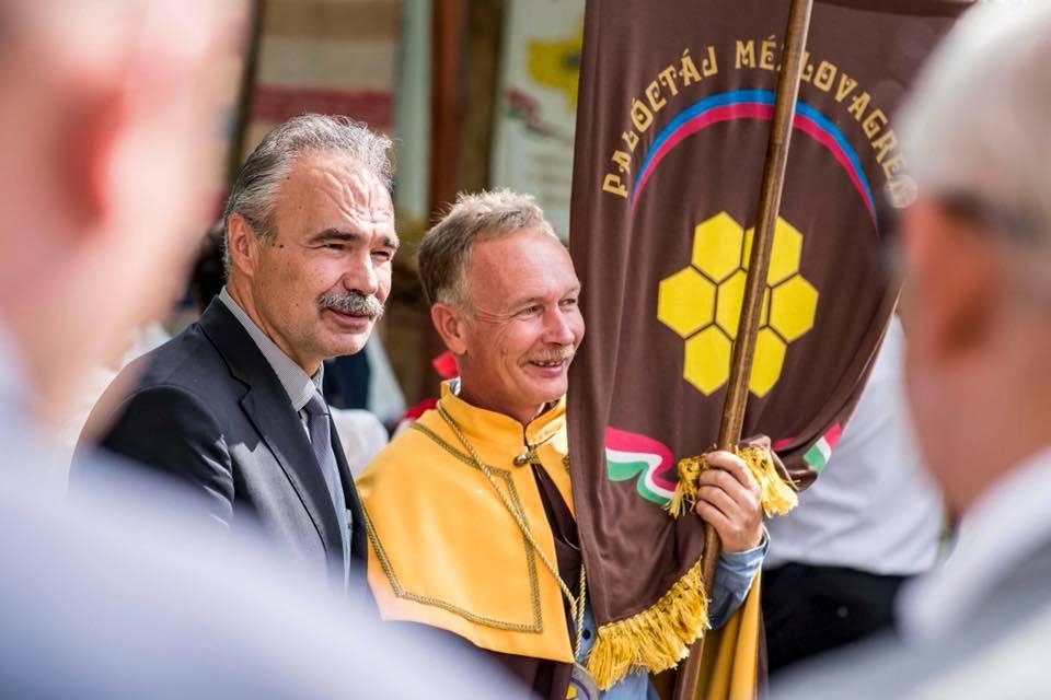 Palóc méhézs és gazdanap, Karancskeszi - Nagy István miniszter