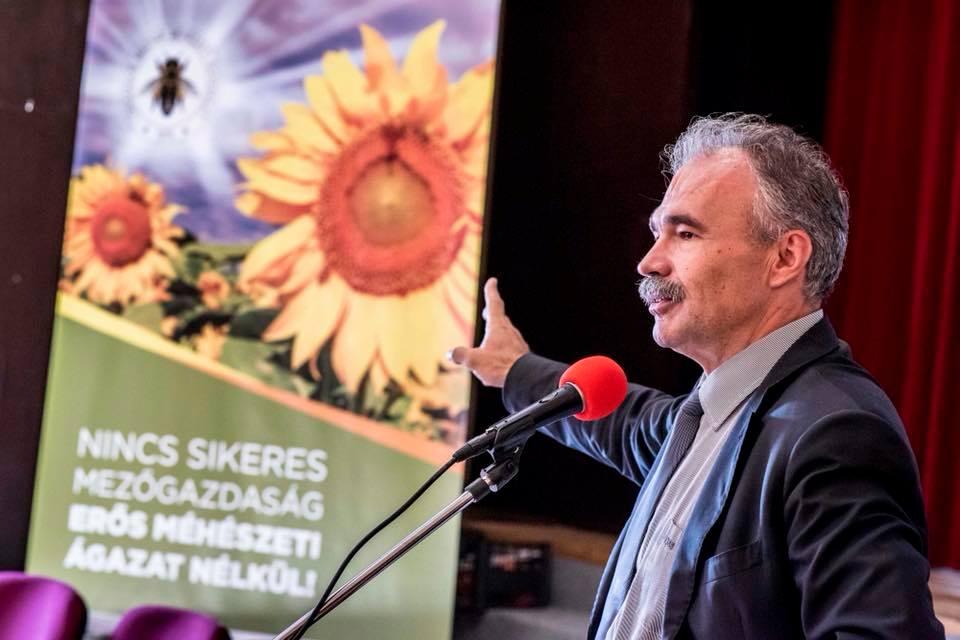 Palóc méhézs és gazdanap, Karancskeszi - dr. Nagy István miniszter