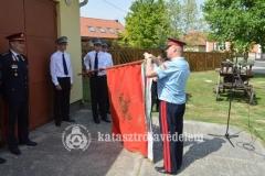 Kunszigeti Önálló Tűzoltó Egyesület - 2018. június 8