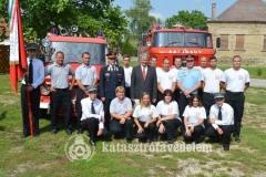 Kunszigeti Önálló Tűzoltó Egyesület - 2018. június