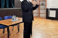 Dr. Nagy István országgyűlési képviselőjelölt lakossági fóruma Dunaszegen 2018.01.17.