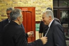Lakossági Fórum Jánossomorja - Dr. Nagy István, a Földművelésügyi Minisztérium államtitkára, és Jakab István a MAGOSZ elnöke, az Országgyűlés alelnöke