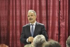 Dr. Nagy István lakossági fórum Mosonszentmiklós 2018.02.22.