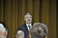 Nagy István országgyűlési képviselő - lakossági fórum Rajka
