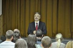 dr. Nagy István országgyűlési képviselő - lakossági fórum Rajka