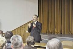 dr.Nagy István országgyűlési képviselő - lakossági fórum Rajka