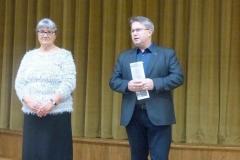 Levél Nyugdíjas Egyesület karácsonyi ünnepség3 - Dr. Nagy István