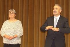 Levél Nyugdíjas Egyesület karácsonyi ünnepség1 - Dr. Nagy István