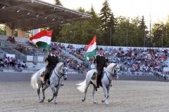 Lipicai lovasközpont Szilvásvárad megnyitó, Nagy István  miniszter