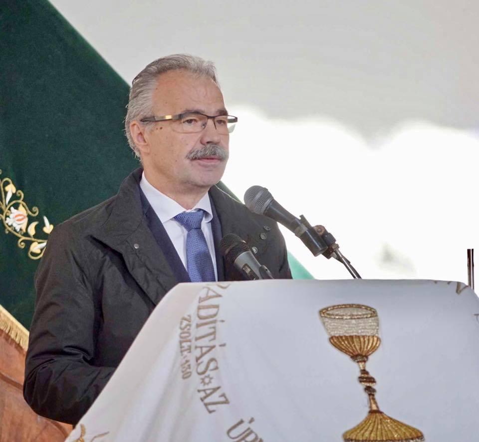 Magyarországi Református EgyházÚrvacsora - Nagy István miniszter