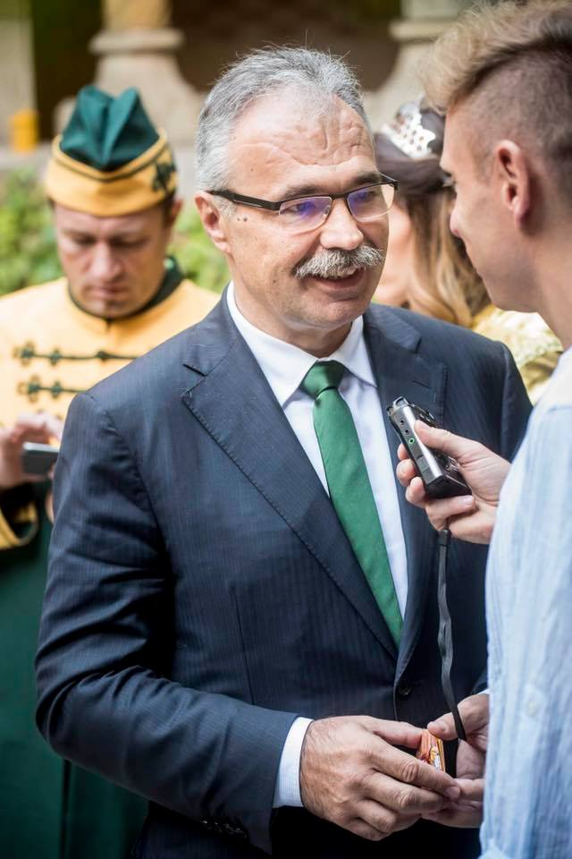 Magyar méz kampány - Nagy István agrárminiszter