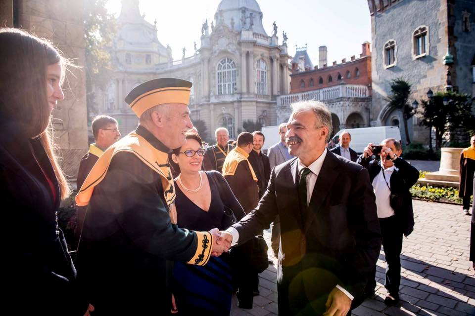 Magyar méz kampány OMME  - Nagy István agrárminiszter