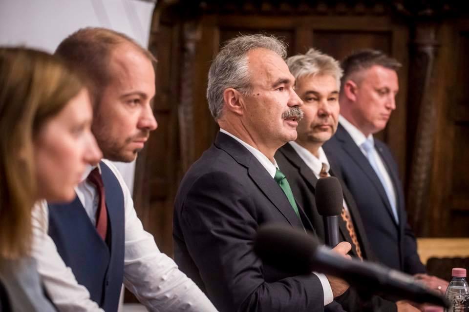 Magyar méz kampány OMME AMC - Nagy István agrárminiszter