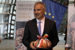 Magyarok Kenyere, Nagy István agrárminiszter