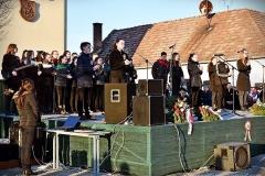 dr. Nagy István országgyűlési képviselő ünnepi beszéde - Halászi - március 15.