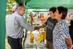 Nógrád megyei gazdanapot és palóc méhésztalálkozó - dr. Nagy István miniszter