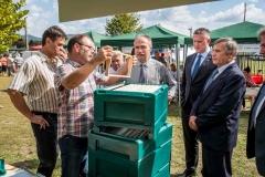 Nógrád megyei gazdanapon és méhésztalálkozó - dr. Nagy István agrárminiszter