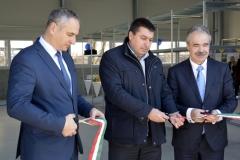 Dr. Árvay István, Kosár Tibor és Dr. Nagy István