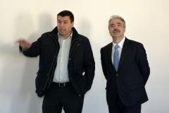 Kosár Tibor és Dr. Nagy István