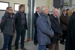 Városüzemeltető Kft. új telephely átadás Mosonmagyaróvár
