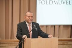 Tóth Péter, a MOE elnöke a MOE International Együttműködési Program Konferencián