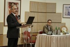 Nagy István az Agrofield 4.0 elnevezésű konferencián