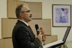 Nagy István az Agrofield 4.0 konferencián