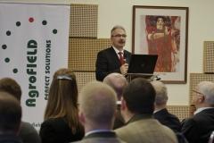dr. Nagy István az Agrofield 4.0 konferencián