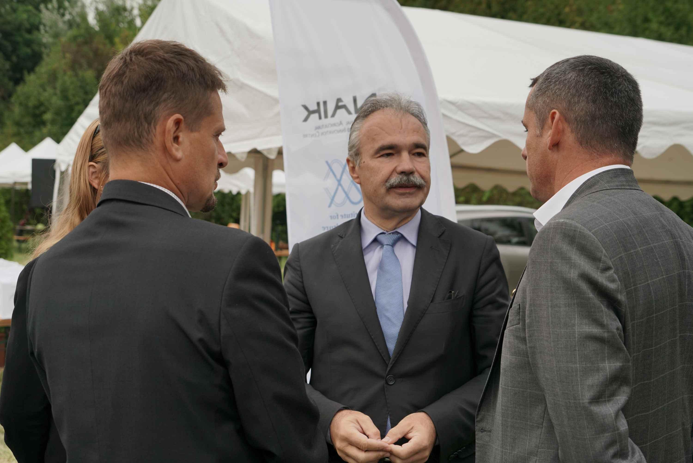 I. Agrár Horgászkupa és családi nap Szarvason - Nagy István miniszter