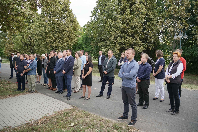 NAIK Öntözési és Vízgazdálkodási Kutatóintézet avatás - Nagy István miniszter